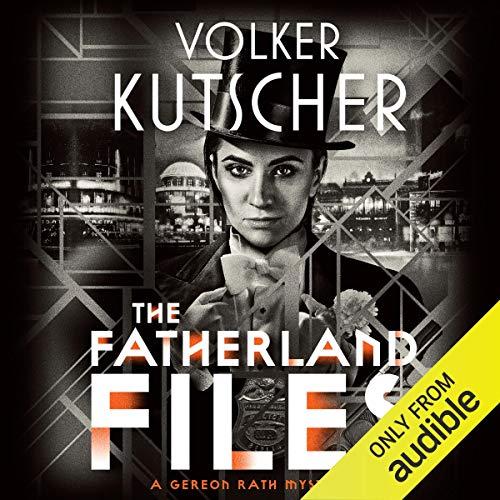 Couverture de The Fatherland Files