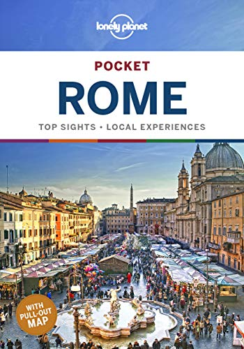 Lonely Planet Pocket Rome [Lingua Inglese]: top sights, local experiences