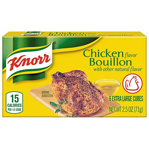 Packaged Chicken Bouillon
