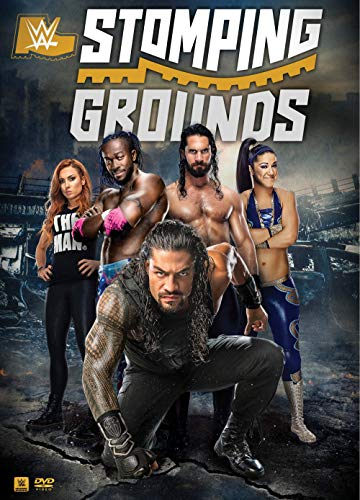 WWE: Stomping Grounds 2019 (DVD)