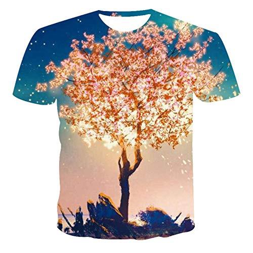 SSBZYES Camisetas para Hombre Camisetas De Manga Corta con Cuello Redondo para Camisetas Estampadas para Hombre Camisetas De Gran Tamaño para Hombre Camisetas Estampadas De Manga Corta con Estampado