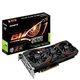 Gigabyte GV-N1070G1 GAMING-8GD REV2.0 GeForce GTX 1070 G1 Computer Graphics Card