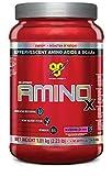 BSN Supplemento Nutrizionale Amino X, 70 Srv, Watermelon Multi-Lingual - 1010 gr