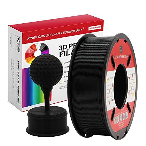 PLA Filamento de Impresión 3D 1.75mm Materiales Precisión +/- 0.02 mm