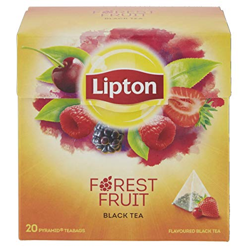 Lipton Forest Fruit Tea, 20 tea bags