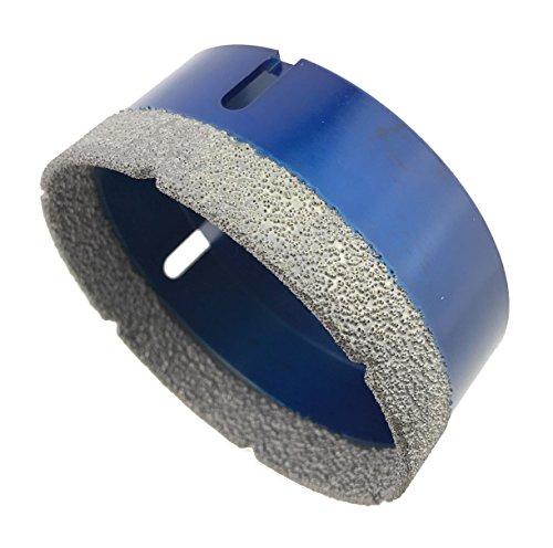 PRODIAMANT Premium Diamant-Bohrkrone Fliese/Feinsteinzeug 100 mm x M14 PDX955.880 100mm passend für Winkelschleifer