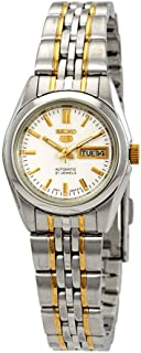 Series 5 Automatic White Dial Ladies Watch SYMA35