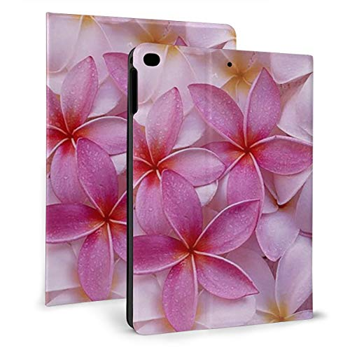 Case Ipad 9.7 Inch 2017/2018 (Mini4/5) - Soft Leather Stand Folio Case Cover For Ipad 7.9 Inch, With Multiple Viewing Angles, Auto Sleep/Wake, Hawaii Flowers