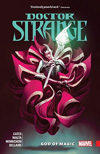Doctor Strange by Donny Cates Vol. 1: God of Magic (Doctor Strange (2015-2018))