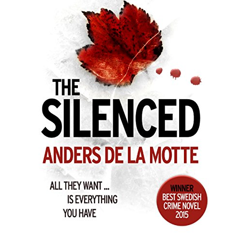 The Silenced audiobook cover art
