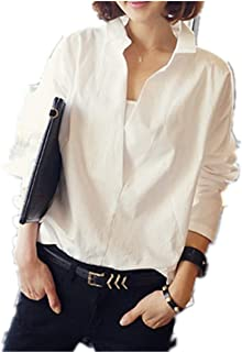Women's Casual Long Sleeve T-Shirt Hollow Out Blouse Tops