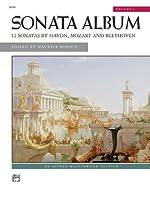 アルフレッド00-22550ソナタAlbum-第1巻 - ミュージックブック