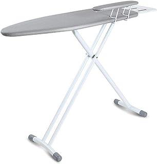 KangJZ Maison Table à repasser Table à repasser Ménage, Grande antiglisse Table à repasser Table à repasser en métal régla...