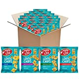 Enjoy Life Lentil Chips Variety Pack, Dairy Free Chips, Soy Free, Nut Free, Non GMO, Vegan, Gluten Free, 24 Bags (0.8 oz)