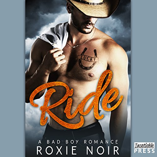 Ride audiobook cover art
