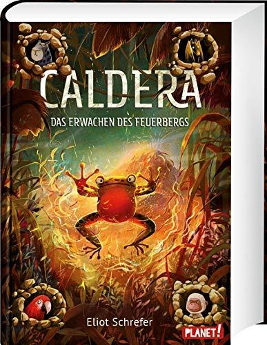 Das Erwachen des Feuerbergs (3) (Caldera, Band 3)
