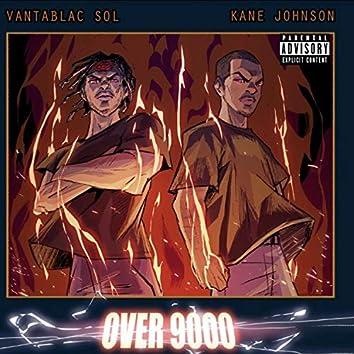 Over 9000 (feat. Vantablac Sol)