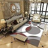 Teppich Mode ethnischen nationalen Böhmen Stil Multi-Color European Floral Tür/Küchenmatte Wohnzimmer Schlafzimmer Bereich Teppich Teppich 50X80CM