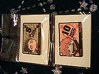 ハイキュー!! スカイツリーアニメ原画展 アクリルピンズ ピンバッジ 日向翔陽&赤葦京治2個セット