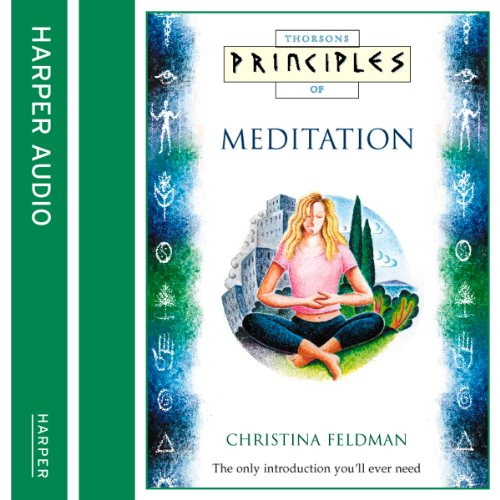 Meditation: The Only Introduction You'll Ever Need (Principles of) audiobook cover art