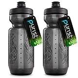 Peakline Sports - Purist 22 oz Bike Water Bottle...