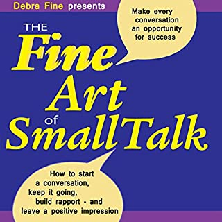 The Fine Art of Small Talk cover art