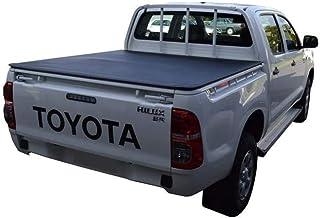 ClipOn Ute/Tonneau Cover for Toyota Hilux J-Deck (Apr 2005 to Sept 2015) Double Cab