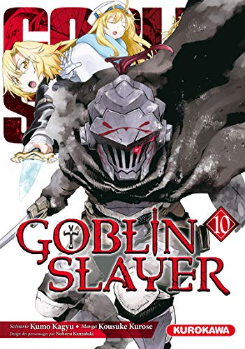 Goblin Slayer Edition simple Tome 10