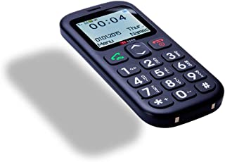 TTfone Astro TT450 Big Button Basic Easy to Use Simple Senior Mobile Phone with Dock