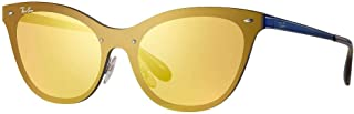 Ray-Ban Bug Eye Sunglasses For Women - Orange, RB3580N 90377J43