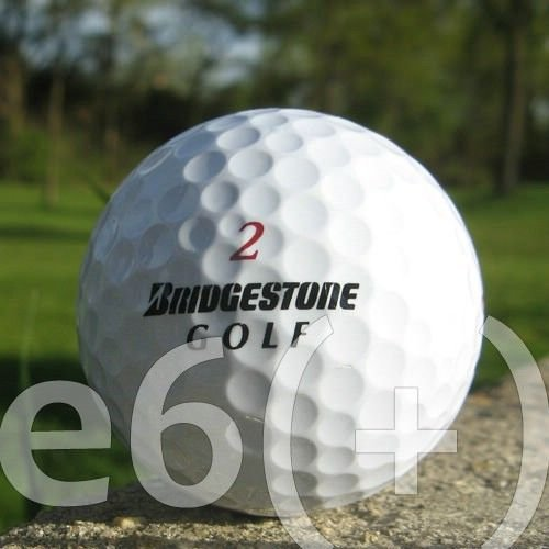 Bridgestone 50 E6 LAKEBALLS/GOLFBÄLLE - QUALITÄT AAAA/AAA