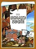 Die Schatzsuche Personalisiertes Kinderbuch für zwei Kinder