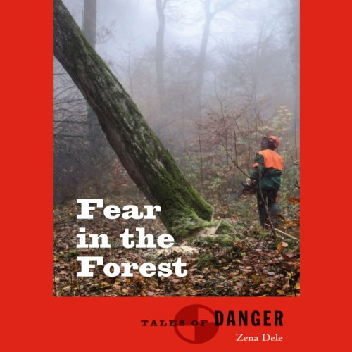 Fear in the Forest audiobook cover art