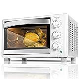 Cecotec Horno Sobremesa Bake&Toast 690 Gyro. Capacidad de 30 litros, 1500 W, 5 Modos, Temp...