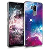 kwmobile Case Compatible with LG G7 ThinQ/Fit/One - Case