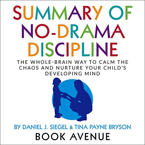 Summary of No-Drama Discipline audiobook cover art