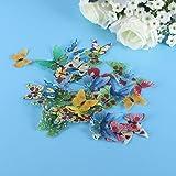 Zoom IMG-1 lioobo decorazioni torta farfalla commestibile