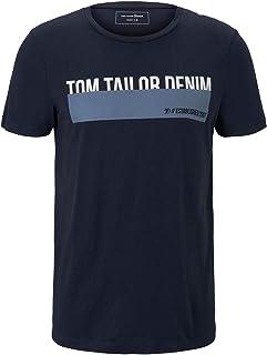 Tom Tailor Men's Print T-Shirt