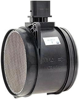 HELLA 8ET 009 149-161 Luftmassenmesser, Anschlussanzahl 4, Montageart geschraubt