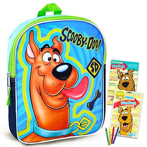 Scooby Doo Mini Backpack Toddler Preschool (11')