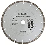 Bosch Home and Garden 2607019477 Disco Diamantato, 230 mm