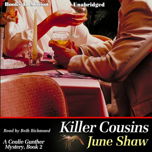 Killer Cousins audiobook cover art