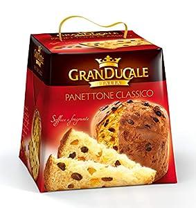 Panettone Clasico de pasas y fruta confitada 500 gr