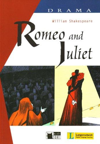 Romeo & Juliet: Drama [With CD (Audio)] [Lingua inglese]: Romeo and Juliet + audio CD
