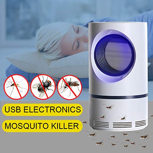 TB USB Mosquito Killer Lamp, Veilig Energie Besparen Radiationless Mute Anti Mosquito Killer Licht Binnen Thuis Keuken Slaapkamer Mosquito Killer