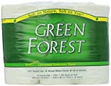 Green Forest Bath Tissue, Double Roll, 2-Ply, 12 Rolls
