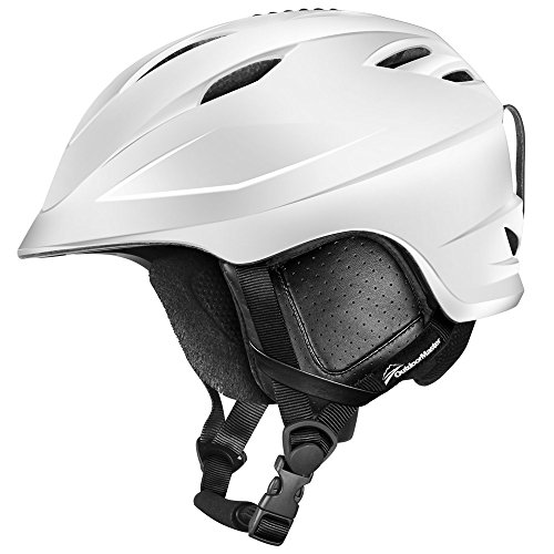 OutdoorMaster Ski Helmet PRO - with Airflow Climate Control & Adjustable Fit -...