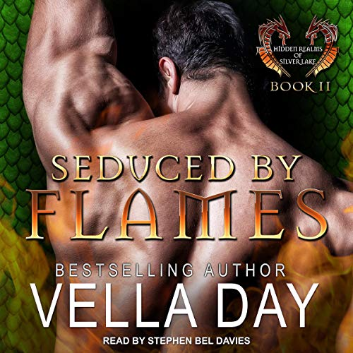 Seduced by Flames audiobook cover art