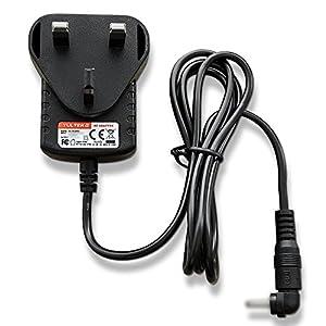 UK 6V Power Supply Adapter Plug To Fit Sony AC-ES608K3 PSU Part (SONY ACES608K3)