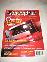 Stereophile Magazine July 2000 Vol. 23 No. 7